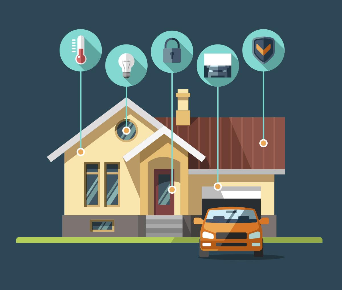 DeJiāVU Smart House